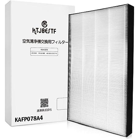 KTJBESTF 加湿空気清浄機交換用フィルターkafp078a4 ダイキン交換用集じんフィルター 空気清浄機用交換部品 品番:KAFP078A4