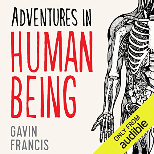 Adventures in Human Being audiobook cover art