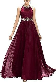 Best burgundy long dress bridesmaid Reviews
