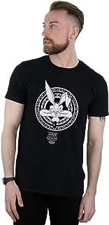Looney Tunes Men's Wile E Coyote Super Genius T-Shirt