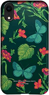 Macmerise IPCIXRPCR3946 Butterfly effect - Pro Case for iPhone XR - Multicolor (Pack of1)