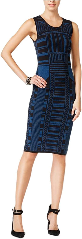 Bar Iii Womens Knit Bodycon Dress