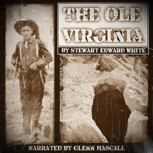 The Ole Virginia audiobook cover art