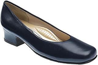 Mark Lemp Classics Womens Callie Closed Toe Classic Pumps