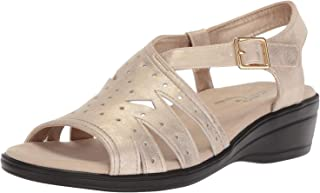 Easy Street Women's Roxanne Flat Sandal
