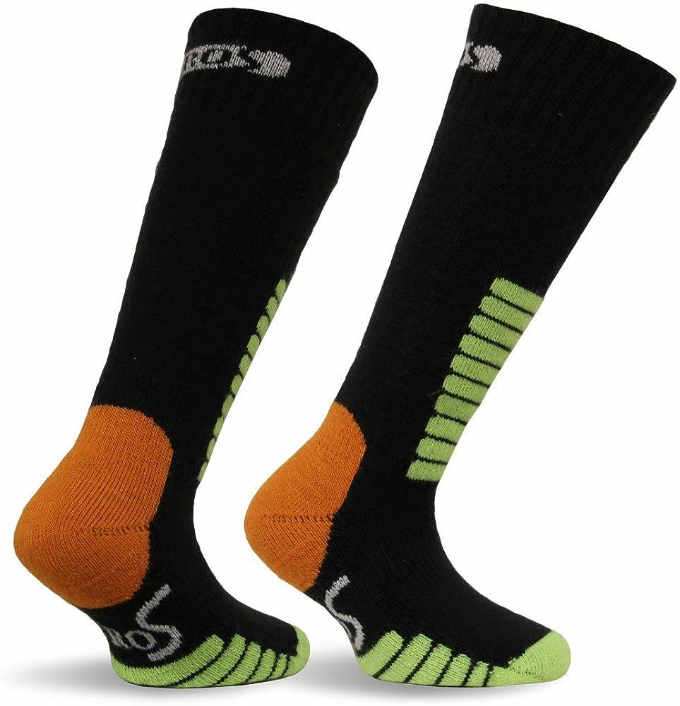 Eurosock Junior Supreme Socks, Anthracite, XXXX-Small