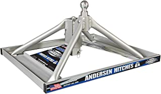 Best Andersen Hitches Aluminum Ultimate 5th Wheel Connection | ONE Person Install or Removal in Less Than 5 Minutes! Review
