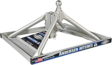 Andersen 3220 - Aluminum Ultimate 5th Wheel Connection 2 Gooseneck Mount