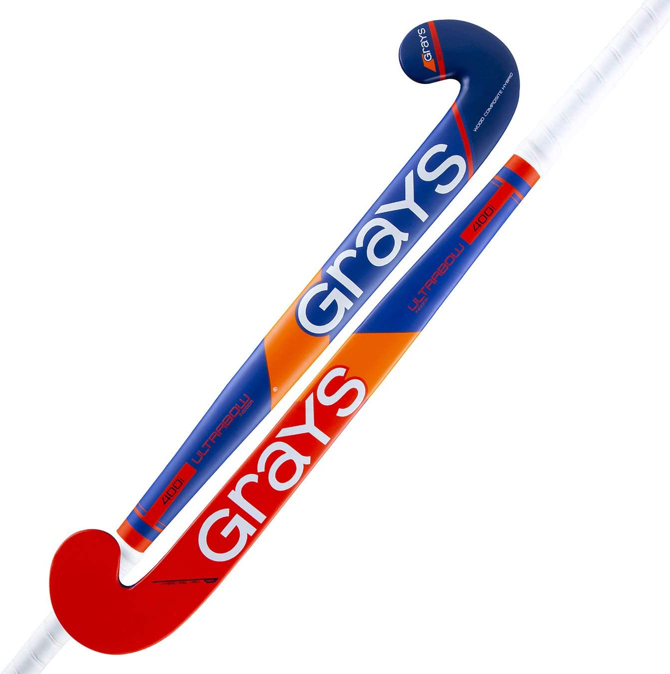 Free shipping anywhere in the nation GRAYS 400i Stick Indoor Grass Hockey Unisex High quality Adults F Royal Red