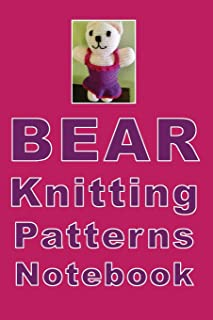 teddy bear scarf knitting pattern