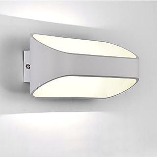 MX Light Fixture Modern Minimalist Creative Personality Balcony Staircase Art LED Wall Lamp (Size : Small)