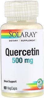 Solaray - Quercetin Non-Citrus 500 Mg. 90 Capsules