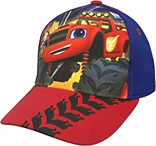 Boys Blaze and the Monster Machine Baseball Cap - 100% Cotton