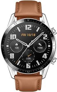 """Huawei Watch GT2 Classic - Smartwatch con Caja de 46 Mm (Hasta 2 Semanas de Batería, Pantalla Táctil Amoled de 1.39"""", GPS,..."""