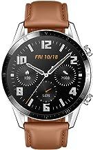 Huawei Watch GT2 Classic - Smartwatch con Caja de 46 Mm (Hasta 2 Semanas de Batería, Pantalla Táctil Amoled de 1.39