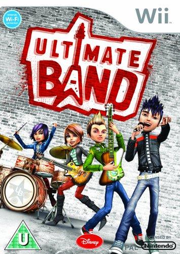 Ultimate Band (Nintendo Wii) [Edizione: Regno Unito]