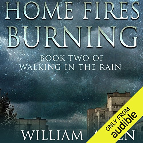Home Fires Burning audiobook cover art