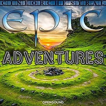 Cineorchestral Epic - Adventures (Music for Movie)
