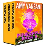 Pineapple Pack II: Pineapple Port Mystery Series Books 4-6