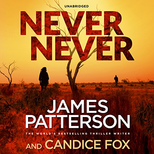 Never Never audiobook cover art