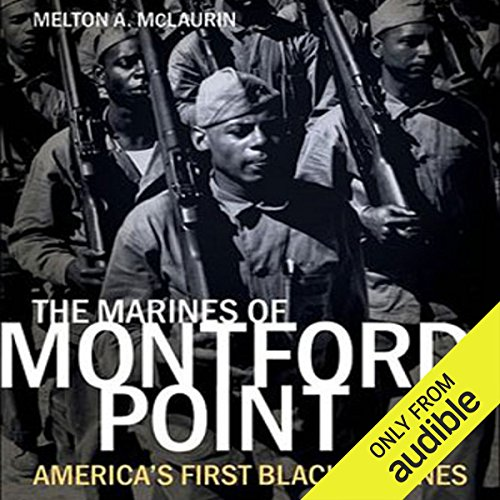 The Marines of Montford Point audiobook cover art