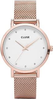 cluse velvet watch