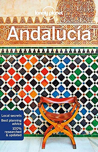 Lonely Planet Andalucia 10 (Travel Guide)