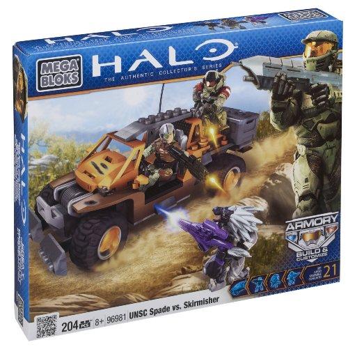 Mega Bloks 96981 - Halo UNSC Spade vs. Skirmisher