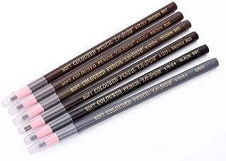 ZHINTE 6 Colors Furniture Repair Kit Wood Wax Sticks Wood Touch Up Repair Pen kit