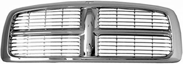 CPP Chrome Grille Assembly for Dodge Ram CH1200261