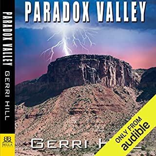 Paradox Valley audiobook cover art