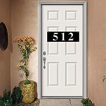 Gepersonaliseerde welkomstbord familie metalen huisnummers, adresbord, huisnummer plaque, metalen adresnummers, adres plaq...
