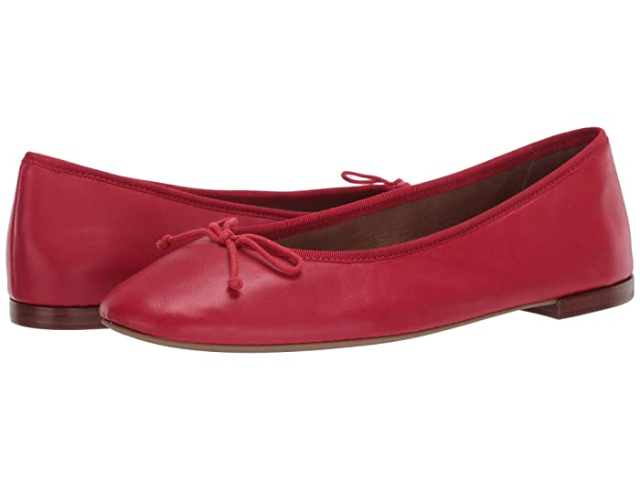 Aerosoles  Homerun (Red Leather) Womens  Shoes