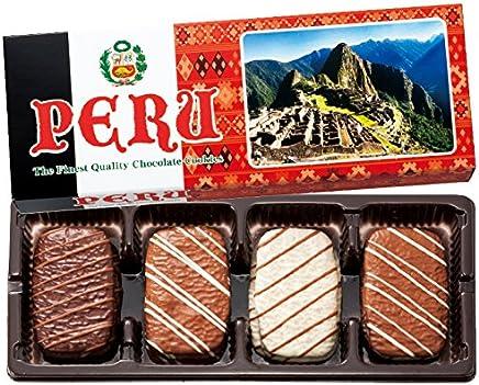 ペルー 土産 ペルー チョコクッキー 6箱セット (海外旅行 ペルー お土産)