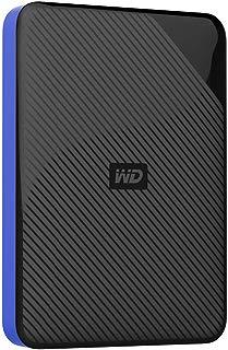 Western Digital WDBDFF0020BBK-WESN Gaming Drive for Playstation, Portable External Hard Drive