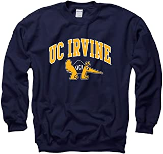 Shop College Wear UC Irvine Anteaters Men's Sweatshirt-Navy