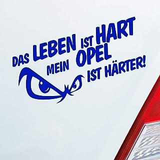 Suchergebnis Auf Für Opel Aufkleber Merchandiseprodukte Auto Motorrad