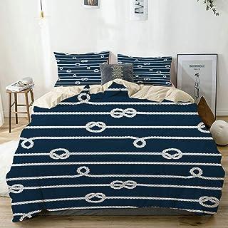 Amazon.es: marinera Ropa de cama y almohadas Textiles