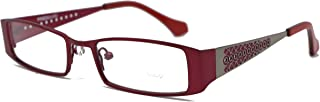 Pink Silver Childrens Designer Optical Glasses Frame Fashion - FB117