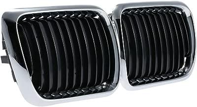 KKmoon Black Front Center Kidney Grill for BMW E36 1995 1996 1997 1998 1999