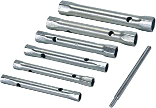 Silverline 589709 Box Spanner Metric Set 8-19 mm - 6 Pieces