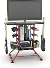 """Atlantic Centipede Game Storage TV-Stand – 37"""" TV Stand, Durable Wire.."""