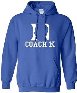 Coach K Face 1000 Wins 1K Sweatshirt Hoodie