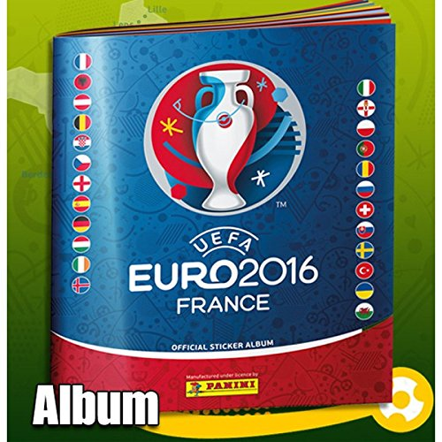 UEFA EURO 2016 Stickers Album