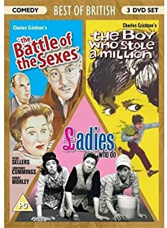 Best Of British - The Battle Of The Sexes / The Boy Who Stole A Million / Ladies Who Do