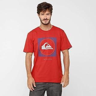 Camiseta Quiksilver Básica Head Second
