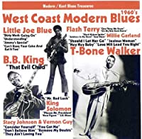 West Coast Modern Blues 1960's by Various