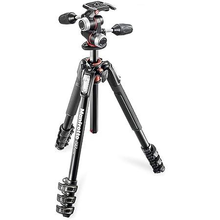 Manfrotto Mk190xpro4 3w 190 Aluminium Stativ Mit 4 Kamera