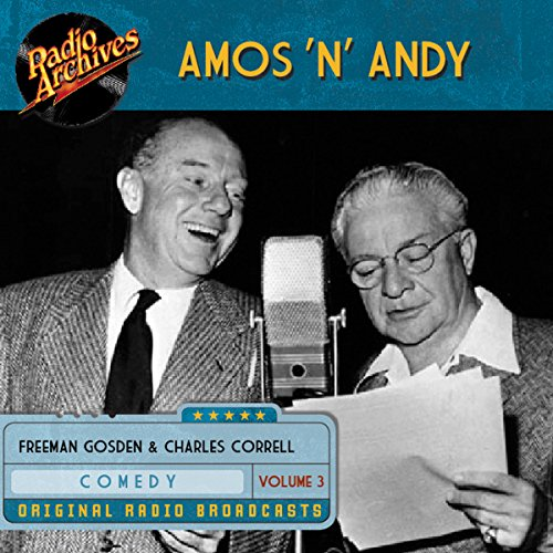 Amos 'n' Andy, Volume 3 audiobook cover art