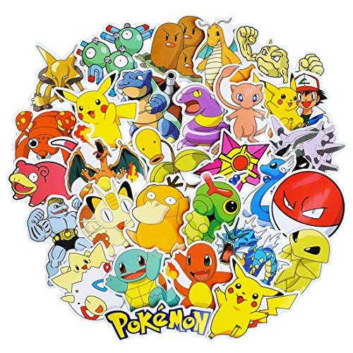 macbook decal pikachu - 9